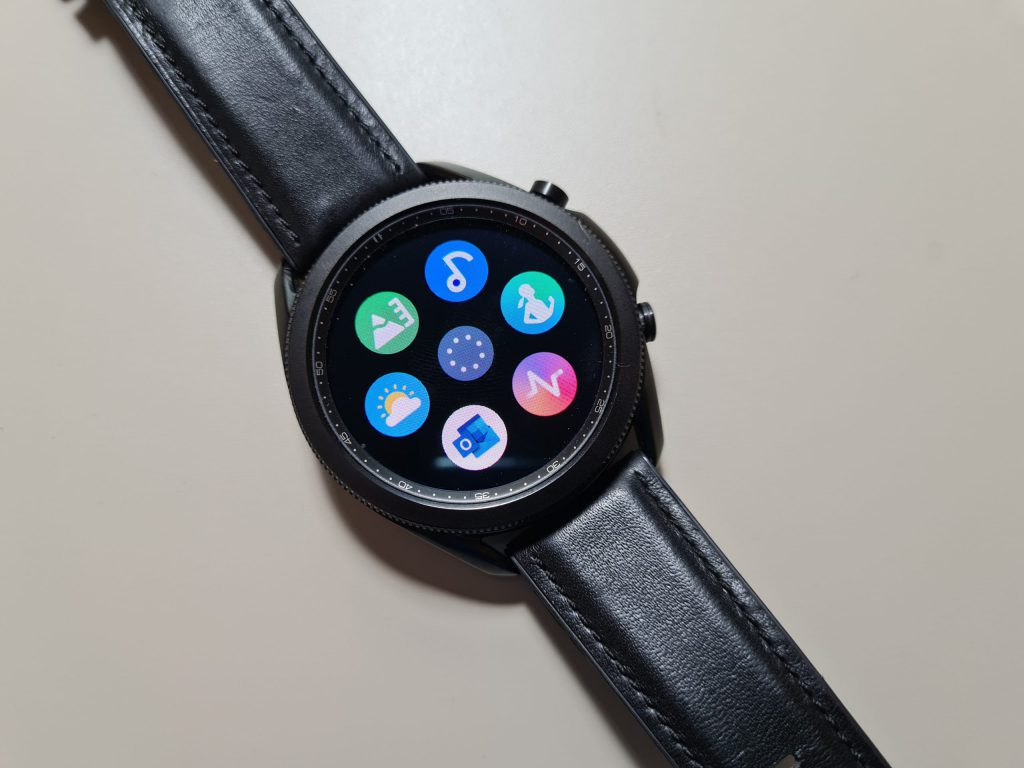 Here are the best apps on the Galaxy Watch 3.