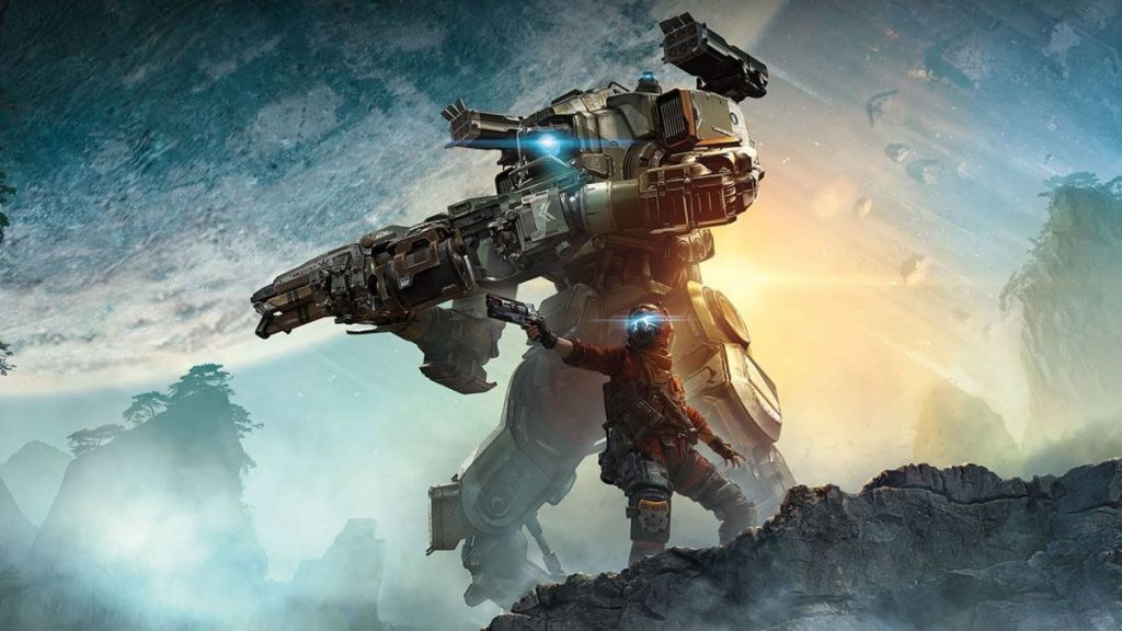 Titanfall 2 first person shooter campaign